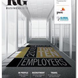 Frontier named Bermuda's Top Employer